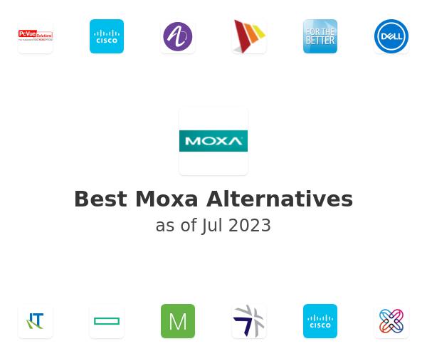 Best Moxa Alternatives