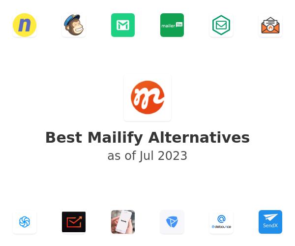 Best Mailify Alternatives