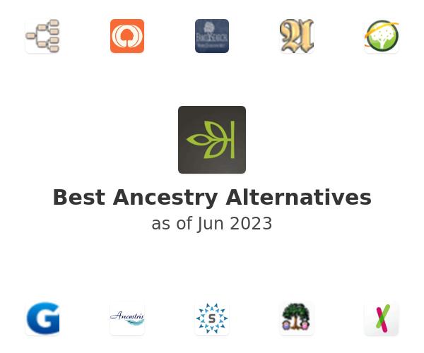 Best Ancestry Alternatives