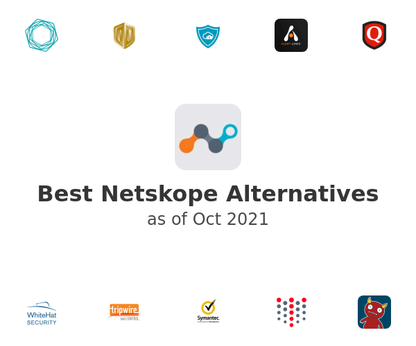 Best Netskope Alternatives