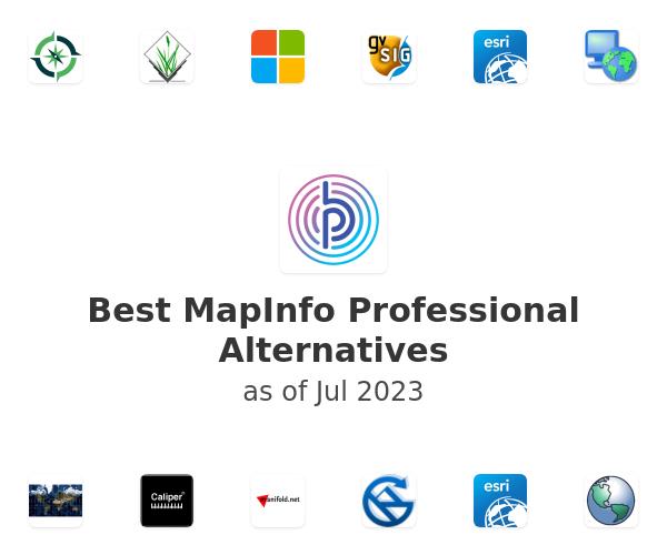 Best MapInfo Professional Alternatives