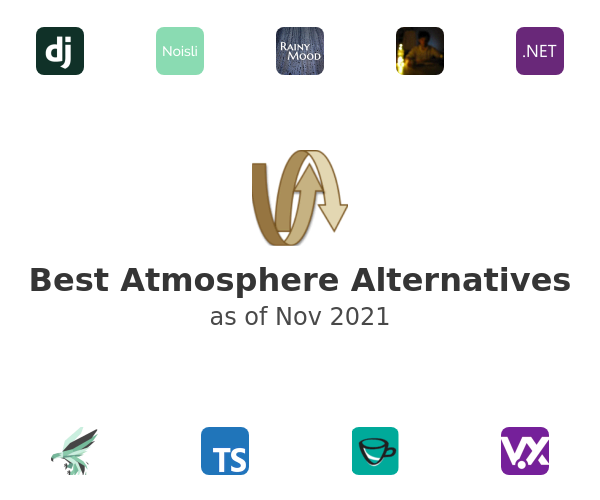 Best Atmosphere Alternatives
