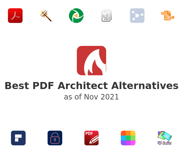 Best PDF Architect Alternatives