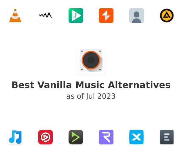 Best Vanilla Music Alternatives