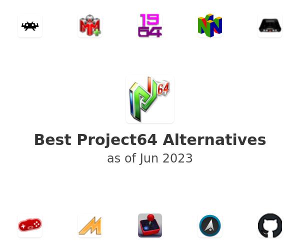 Best Project64 Alternatives