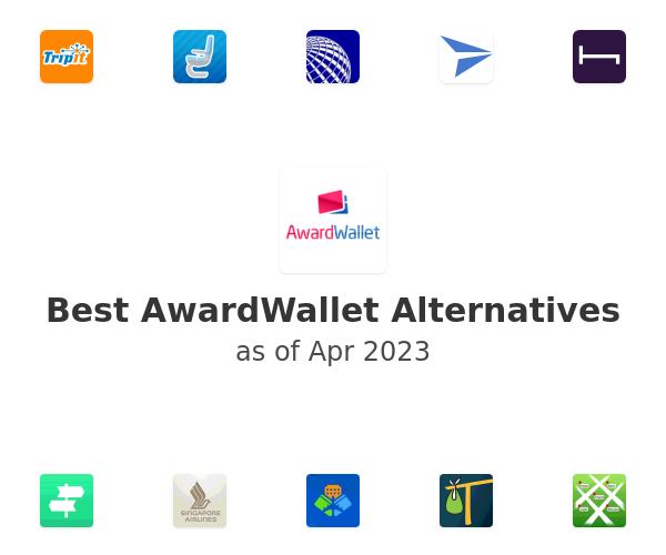 Best AwardWallet Alternatives