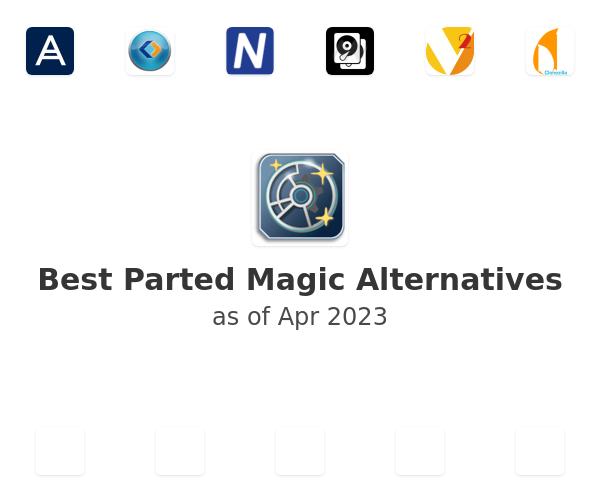 Best Parted Magic Alternatives