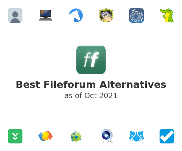 Best Fileforum Alternatives