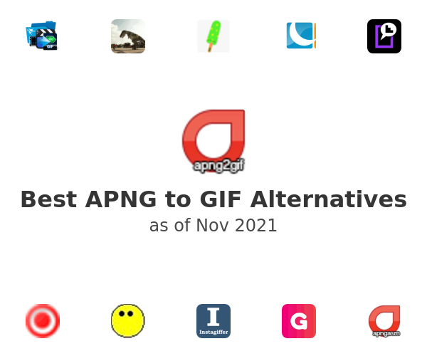 Best APNG to GIF Alternatives