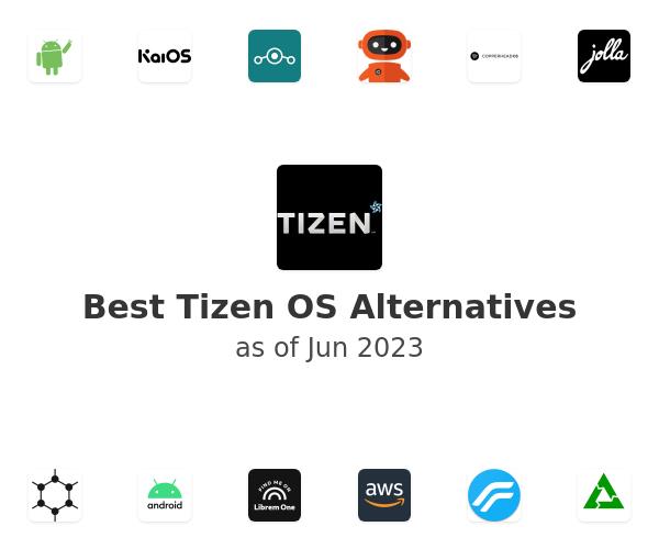Best Tizen OS Alternatives