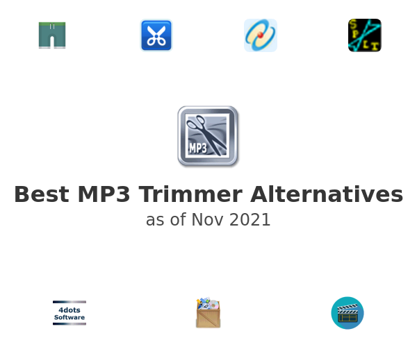 Best MP3 Trimmer Alternatives