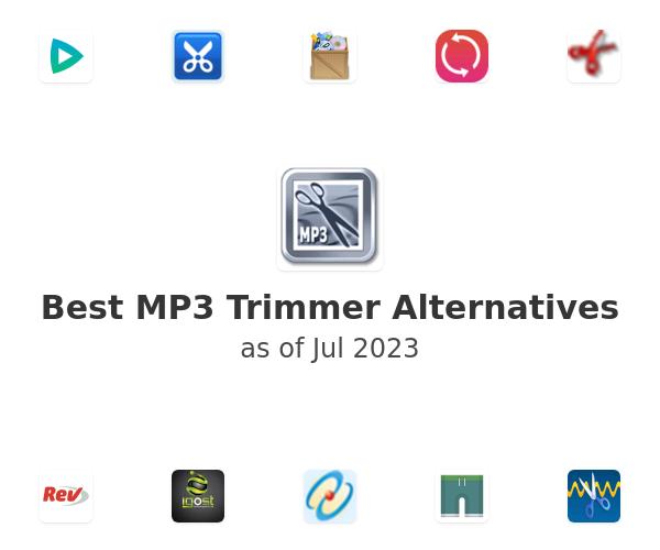 Best MP3 Trimmer Alternatives
