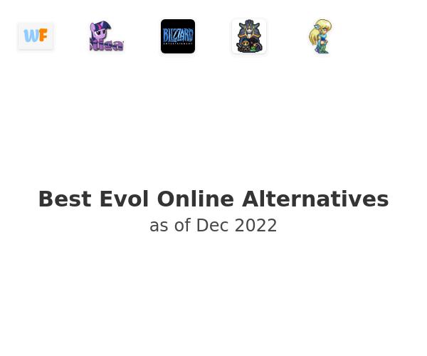 Best Evol Online Alternatives