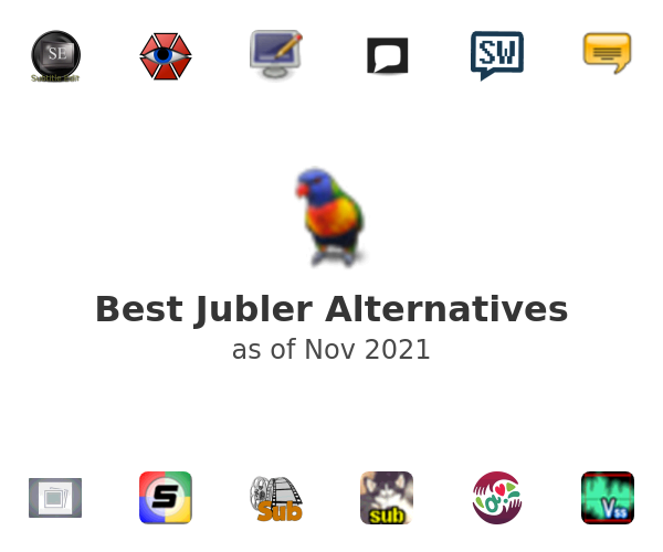 Best Jubler Alternatives