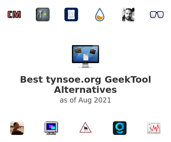 Best GeekTool Alternatives