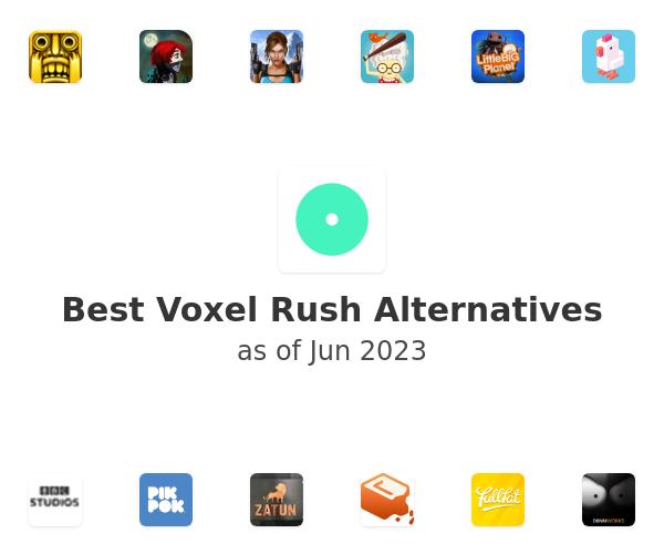 Best Voxel Rush Alternatives
