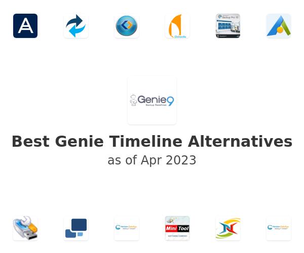 Best Genie Timeline Alternatives