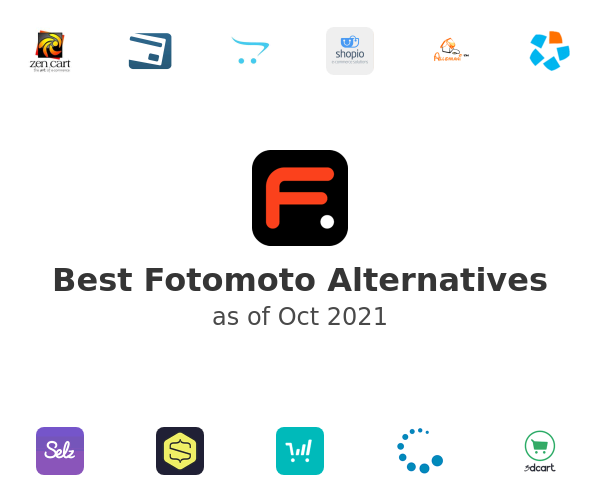 Best Fotomoto Alternatives