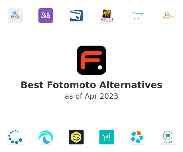 Best Fotomoto Alternatives