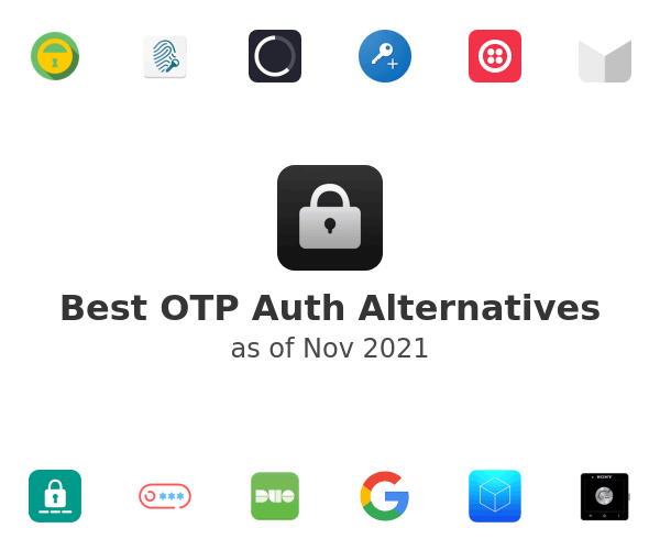 Best OTP Auth Alternatives