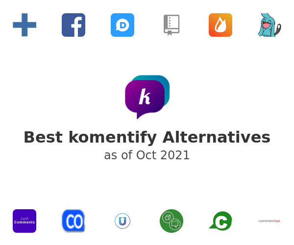 Best komentify Alternatives