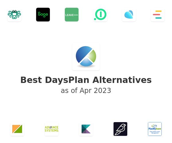 Best DaysPlan Alternatives