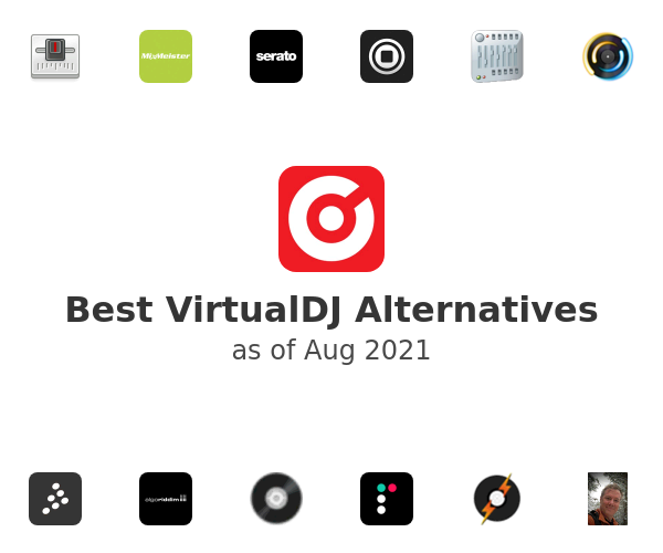 Best VirtualDJ Alternatives