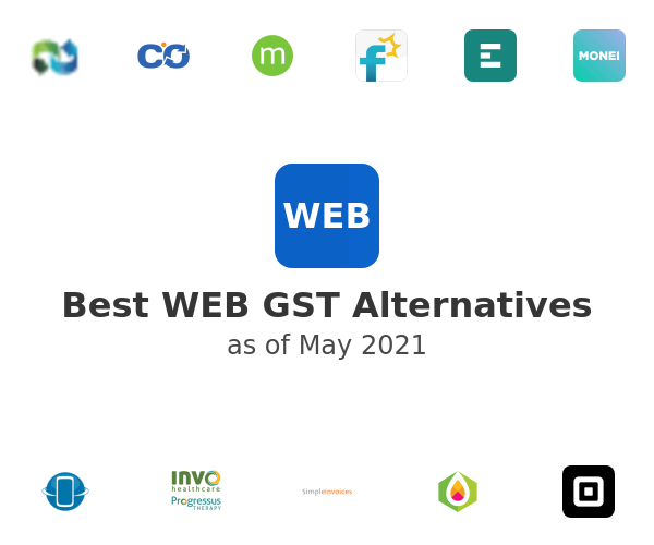 Best WEB GST Alternatives