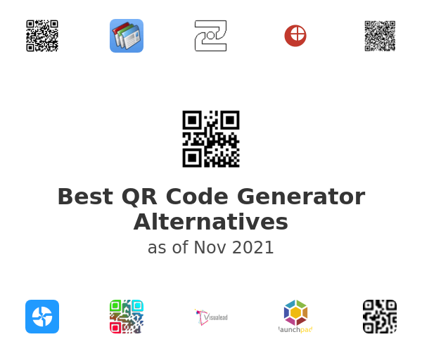 Best QR Code Generator Alternatives