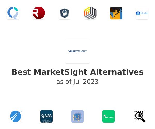 Best MarketSight Alternatives