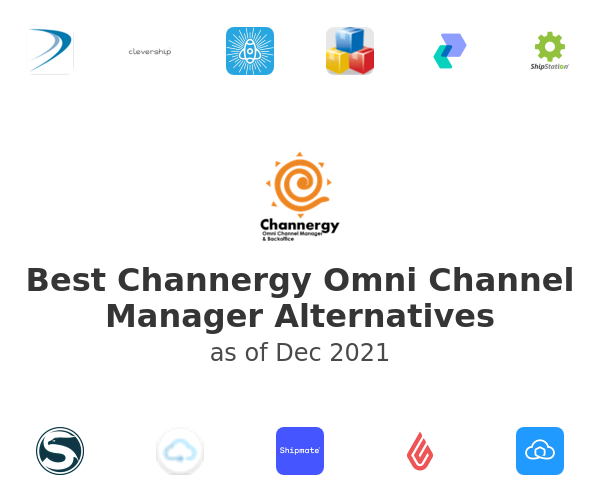 Best Channergy Omni Channel Manager Alternatives