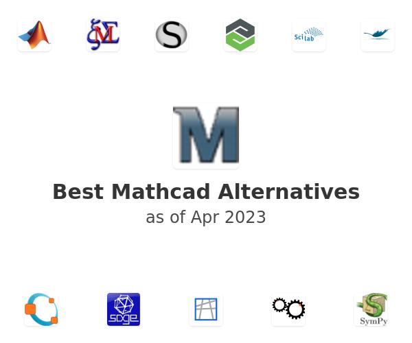 Best Mathcad Alternatives