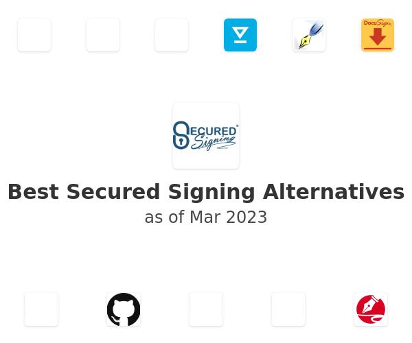 Best Secured Signing Alternatives