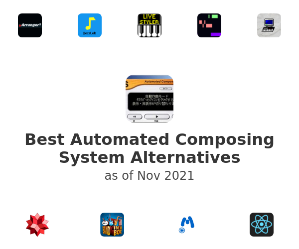 Best Automated Composing System Alternatives
