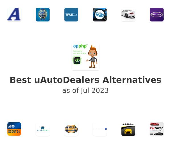 Best uAutoDealers Alternatives