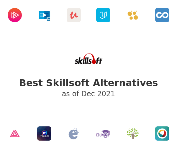 Best Skillsoft Alternatives