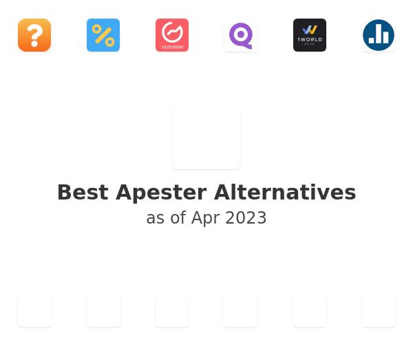 Best Apester Alternatives