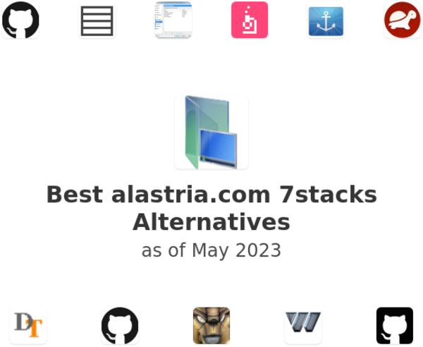 Best 7stacks Alternatives
