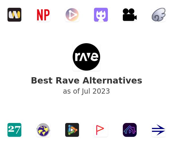 Best Rave Alternatives