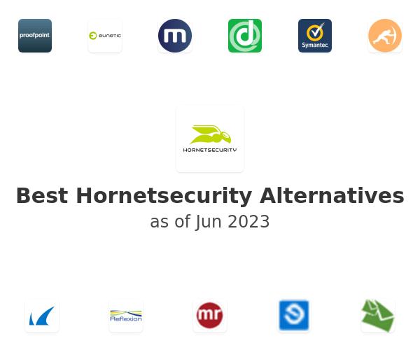 Best Hornetsecurity Alternatives