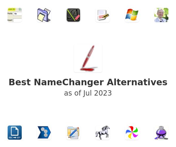 Best NameChanger Alternatives
