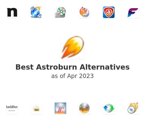 Best Astroburn Alternatives