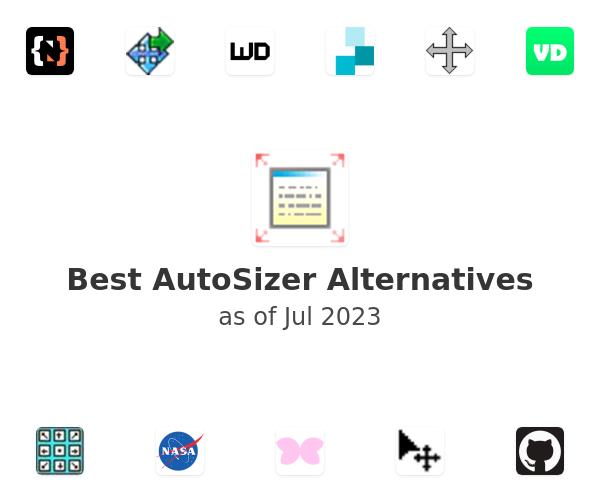 Best AutoSizer Alternatives