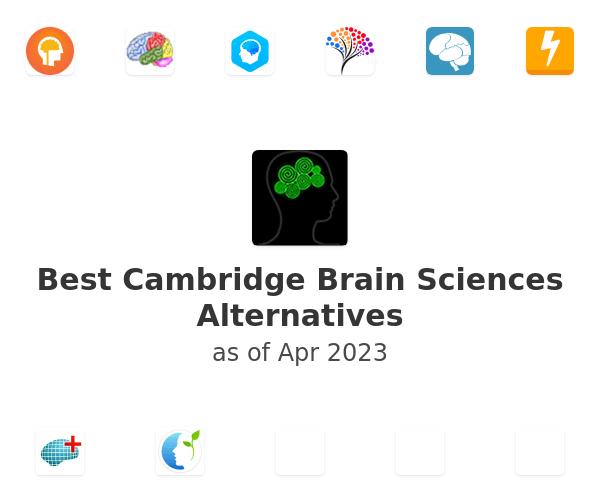 Best Cambridge Brain Sciences Alternatives
