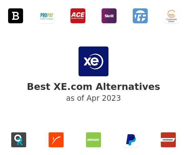 Best XE.com Alternatives