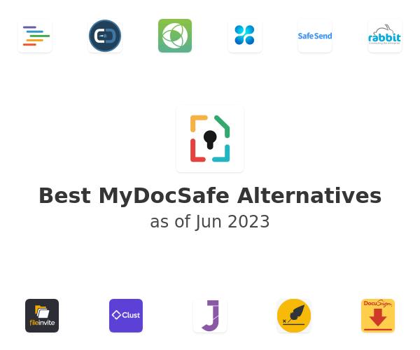 Best MyDocSafe Alternatives