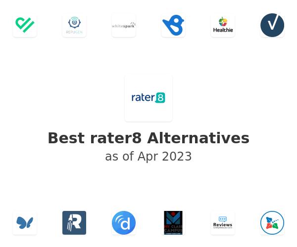 Best rater8 Alternatives