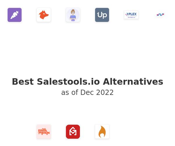 Best Salestools.io Alternatives