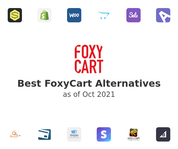 Best FoxyCart Alternatives