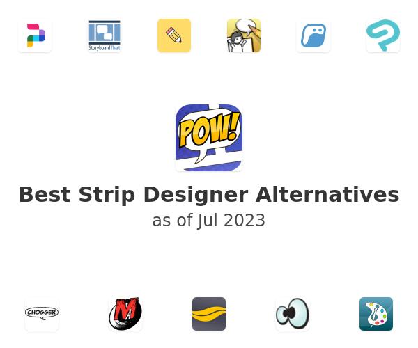Best Strip Designer Alternatives